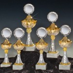 Cup gold/silber